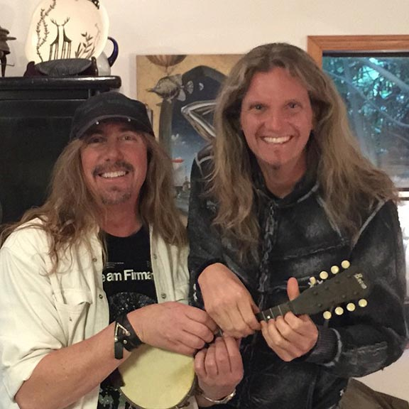 Joel Hoekstra -- Randy Rhoads Remembered