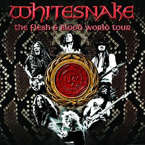 Whitesnake World Tour 2019